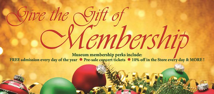 Give the Gift of Membership Web Banner-SM