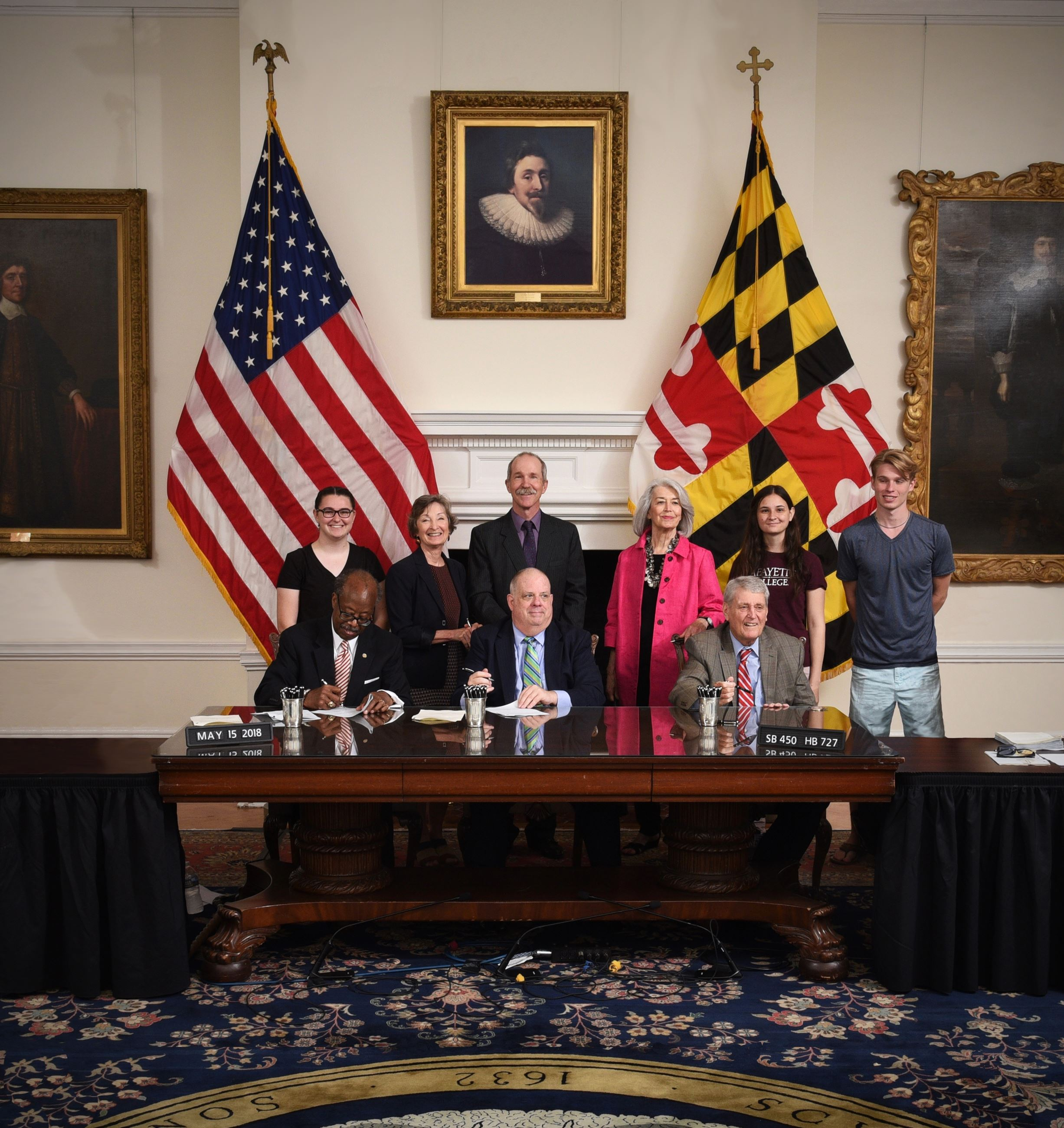 Bill Signing May 15
