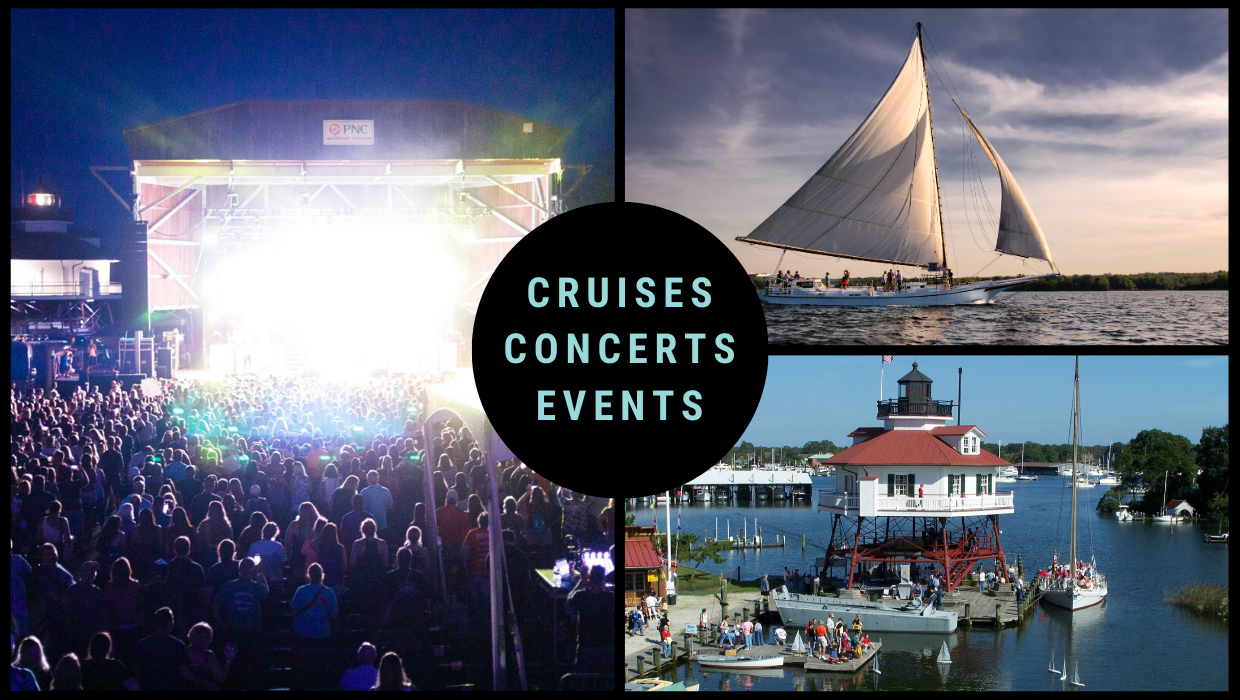 Cruises Concerts Events