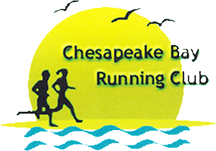 Chesapeake Bay Running Club Logo