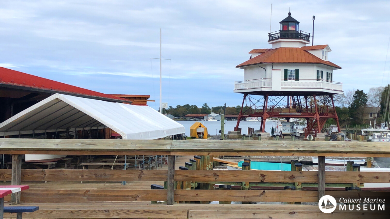 CMM Zoom Background - Drum Point Lighthouse Opens in new window